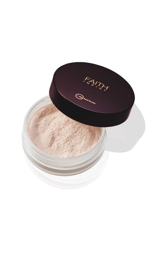 Lucent Powder yo protect your skin from environmental pollution
